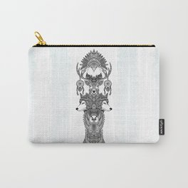 Indian Totem Carry-All Pouch