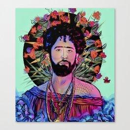 San Curly Canvas Print