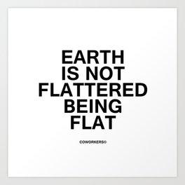 FACT Art Print