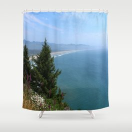 Beauty At Heart Shower Curtain