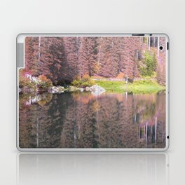 Rainbow Lake Laptop & iPad Skin