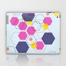 Hexagon Wonderland Laptop & iPad Skin