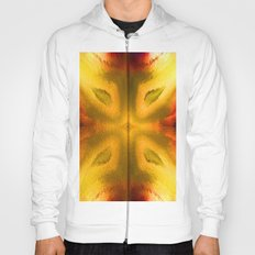 Agate in high contrast Hoody