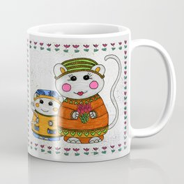 Mama & Baby Mouse Coffee Mug