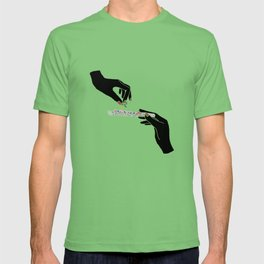 Flower roll / Illustration T-shirt