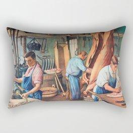 Sausage factor Rectangular Pillow