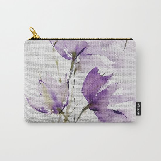 wilted tulips Carry-All Pouch