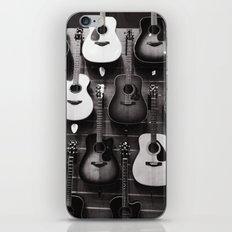 Guitars  iPhone & iPod Skin