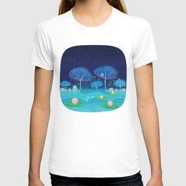 Treescape 3 T-shirt