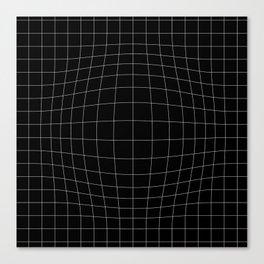 Geometry / lines  Canvas Print