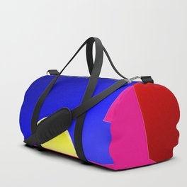 Heaven and hell ... Duffle Bag