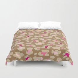 Safari Leopord Duvet Cover