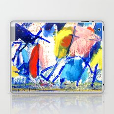 Polka Dot Laptop & iPad Skin