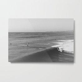 San Clemente | Surf Metal Print
