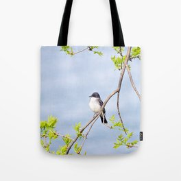 Spring King Tote Bag