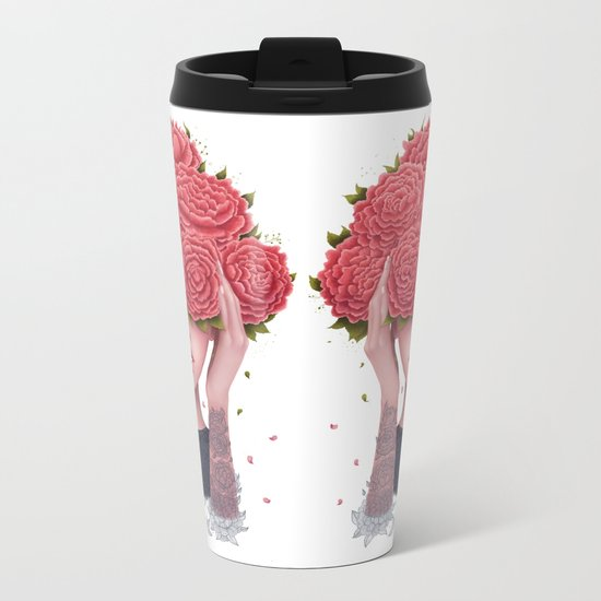 I dont' hear Metal Travel Mug