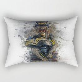 Steampunk Monkey Rectangular Pillow