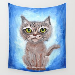 Kitty Kitty Wall Tapestry
