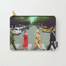 A(llen)bby road - TLV Carry-All Pouch