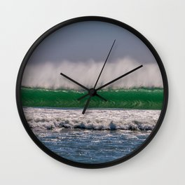 Offshore Wall Wall Clock