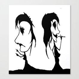 Tatiana and Katarina Canvas Print