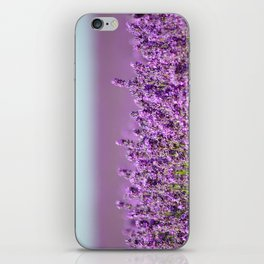 Snowshill Lavender iPhone Skin