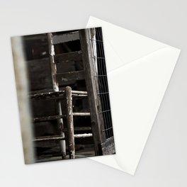 Old Farm Barn Chair Stationery Cards