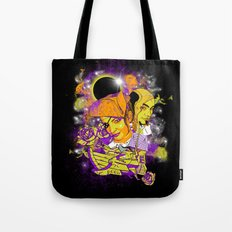 Space Pirates Tote Bag