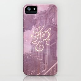 Sigil for a Happy Magical Household iPhone Case