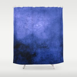 Abstract Cave X Shower Curtain
