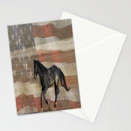 Freedom Run  Stationery Cards