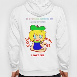china recolor galore Hoody