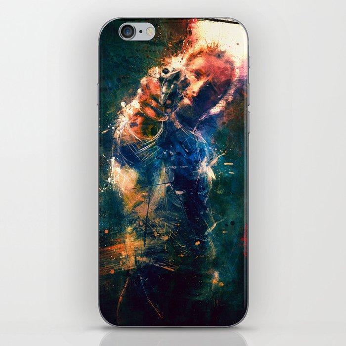 TwD Rick Grimes. iPhone Skin