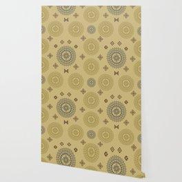 geometric fantasy Wallpaper