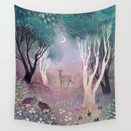 Midsummer Night Wall Tapestry