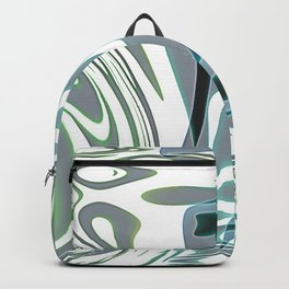 abstract colorful background for decoration Backpack