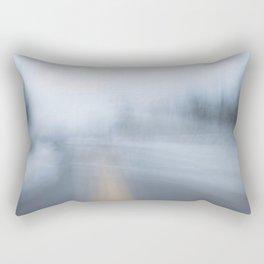 Ghost riding Rectangular Pillow
