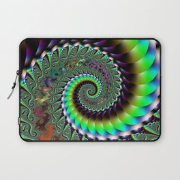 Fractal Staircase Laptop Sleeve