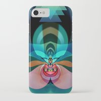 orchid iPhone & iPod Cases featuring Orchid by GypsYonic