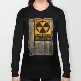Fallout Shelter Long Sleeve T-shirt