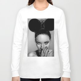 + Beauty School + Long Sleeve T-shirt