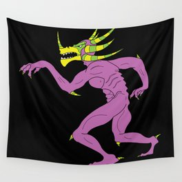Vejigante Wall Tapestry