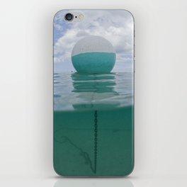 Mouillage breton iPhone Skin