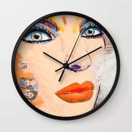 Misses Bolte Wall Clock