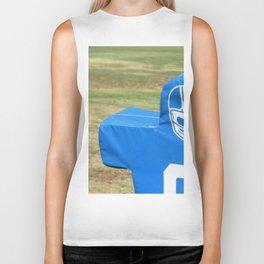 Football Dummy Biker Tank