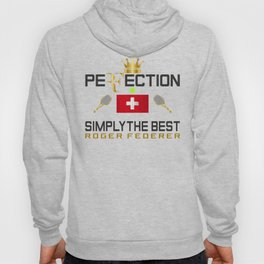 Rger Federer Perfection Hoody