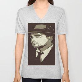 Leonardo DiCaprio Unisex V-Neck