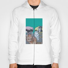 Four Cats Hoody