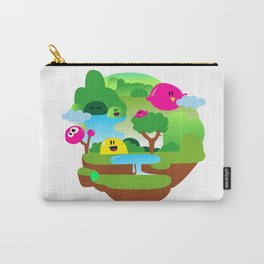 Plant Illustration Carry-All Pouch