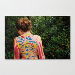 spectrum. Canvas Print